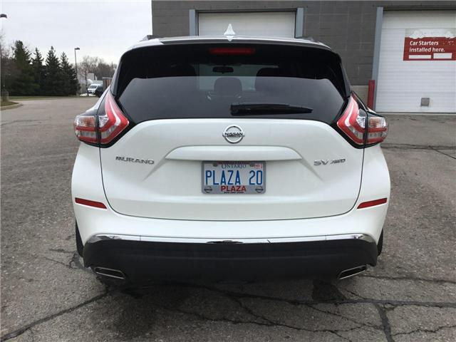 2018 Nissan Murano SV (Stk: A7389) in Hamilton - Image 21 of 26