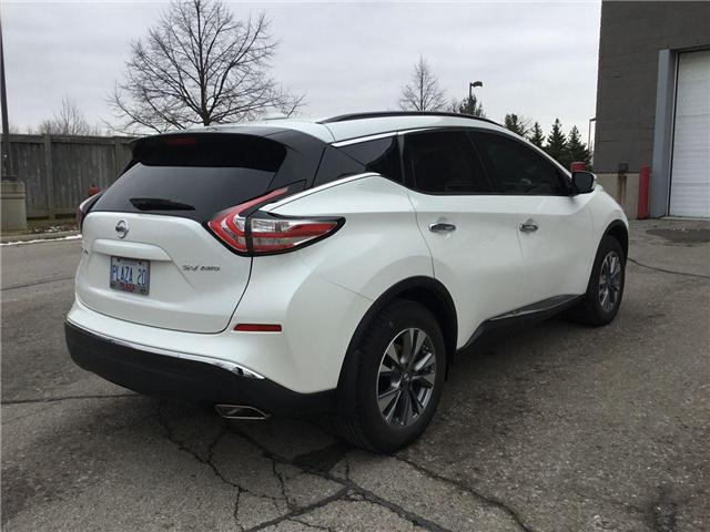 2018 Nissan Murano SV (Stk: A7389) in Hamilton - Image 22 of 26