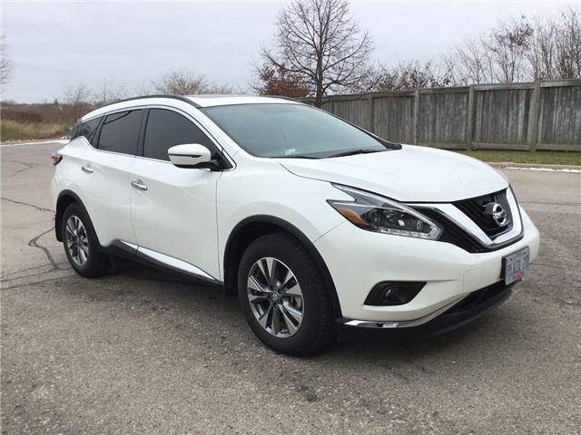 2018 Nissan Murano SV (Stk: A7389) in Hamilton - Image 24 of 26