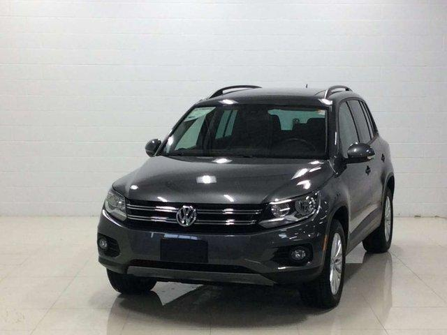 2016 Volkswagen Tiguan Special Edition (Stk: TI18072A) in Sault Ste. Marie - Image 1 of 24