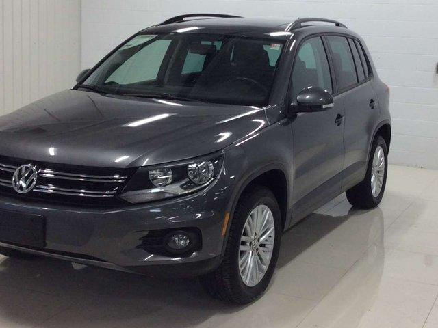 2016 Volkswagen Tiguan Special Edition (Stk: TI18072A) in Sault Ste. Marie - Image 2 of 24