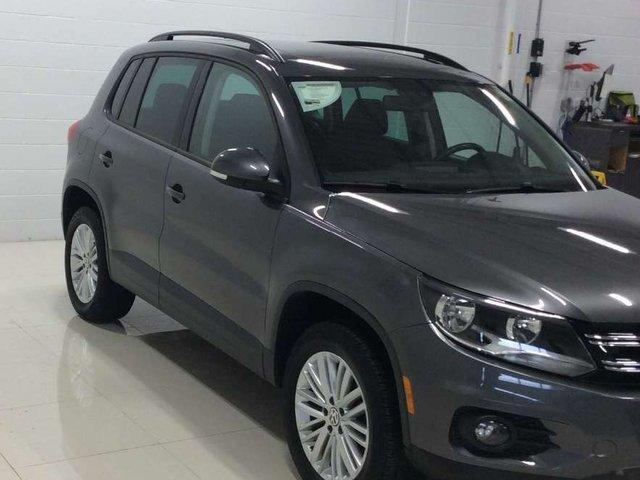 2016 Volkswagen Tiguan Special Edition (Stk: TI18072A) in Sault Ste. Marie - Image 8 of 24