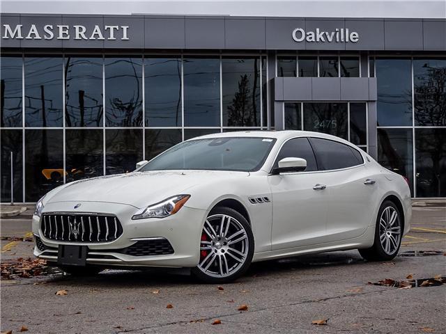 2017 Maserati Quattroporte S Q4 GranLusso (Stk: U364) in Oakville - Image 1 of 30