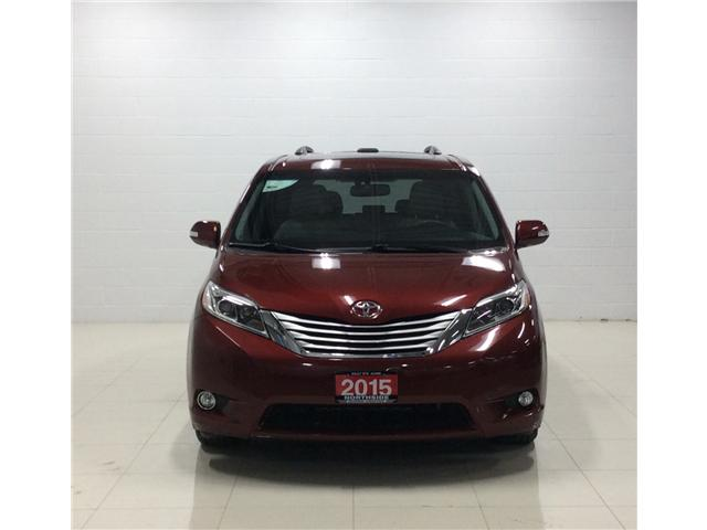 2015 Toyota Sienna Limited 7-Passenger (Stk: P5104) in Sault Ste. Marie - Image 2 of 19