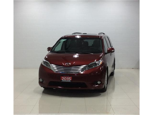 2015 Toyota Sienna Limited 7-Passenger (Stk: P5104) in Sault Ste. Marie - Image 1 of 19