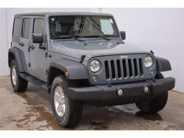 2014 Jeep Wrangler Unlimited Sport 4x4- HARD TOP * CRUISE * A/C (Stk: B2696A) in Kingston - Image 2 of 30