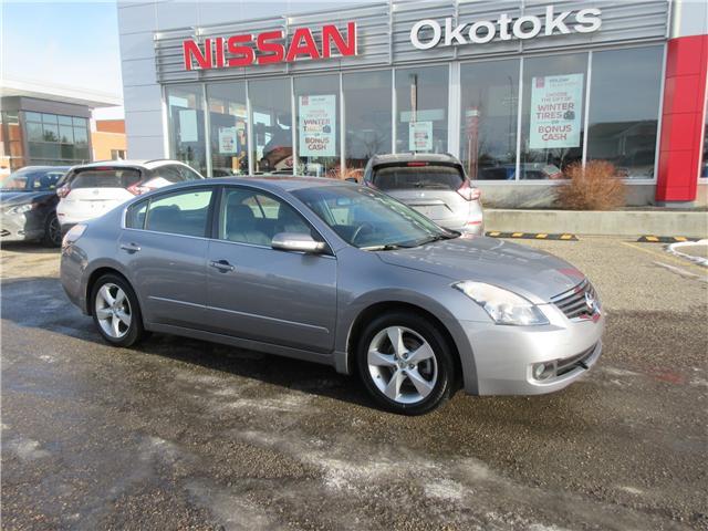 2008 Nissan Altima 3.5 SE (Stk: 8134) in Okotoks - Image 1 of 22