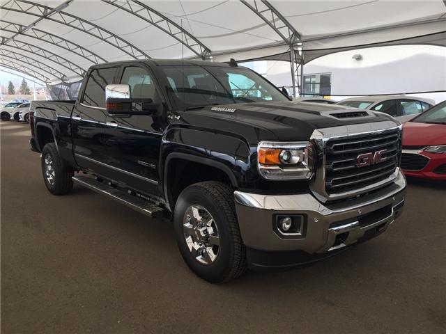 2019 GMC Sierra 3500HD SLT (Stk: 168101) in AIRDRIE - Image 1 of 25