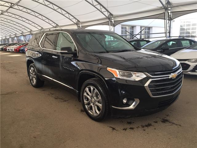 2019 Chevrolet Traverse Premier (Stk: 170706) in AIRDRIE - Image 1 of 27