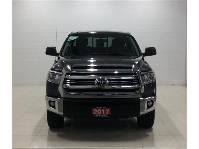 2017 Toyota Tundra SR5 Plus 5.7L V8 (Stk: V18451A) in Sault Ste. Marie - Image 2 of 11