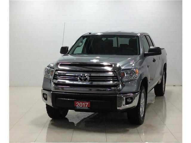 2017 Toyota Tundra SR5 Plus 5.7L V8 (Stk: P5103) in Sault Ste. Marie - Image 1 of 11