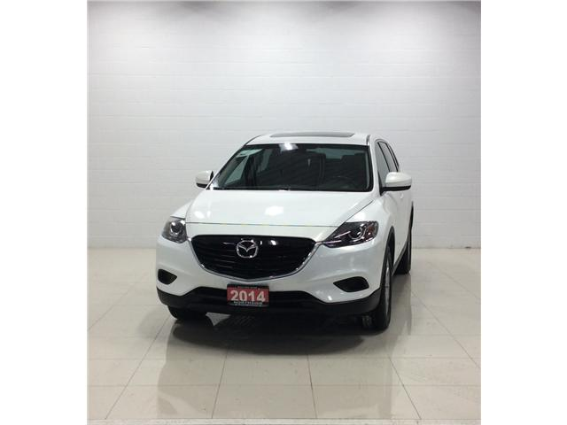 2014 Mazda CX-9 GS (Stk: P5072A) in Sault Ste. Marie - Image 1 of 12