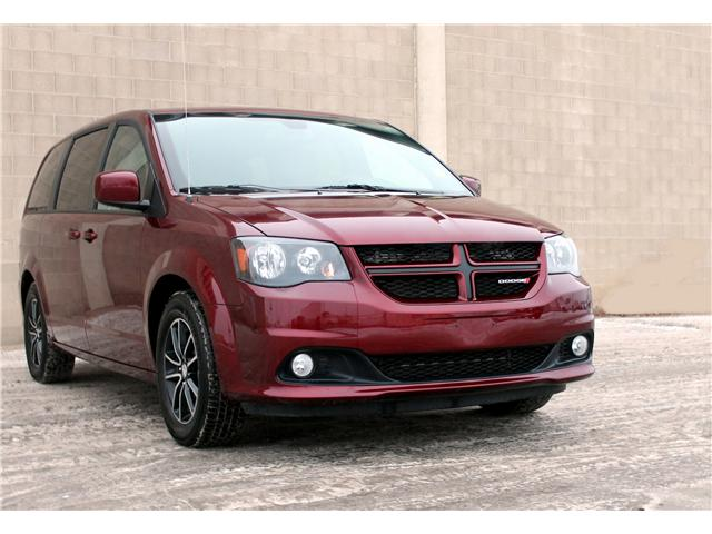 2018 Dodge Grand Caravan GT (Stk: V6980) in Saskatoon - Image 1 of 21
