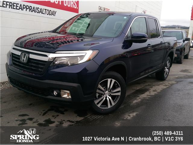 2019 Honda Ridgeline EX-L (Stk: H03331) in North Cranbrook - Image 1 of 7