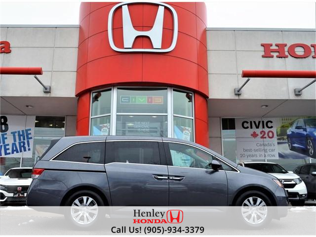 2016 Honda Odyssey EX-L w/RES (Stk: R9250) in St. Catharines - Image 1 of 30