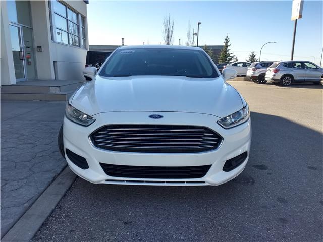 2014 Ford Fusion SE (Stk: NE077) in Calgary - Image 2 of 21