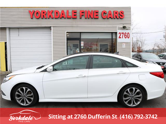 2014 Hyundai Sonata SE (Stk: Y1 4157) in North York - Image 2 of 25