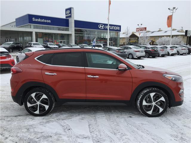 2016 Hyundai Tucson Ultimate (Stk: B7135A) in Saskatoon - Image 2 of 28