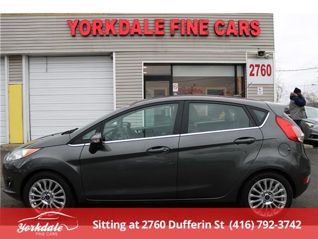2015 Ford Fiesta Titanium (Stk: ) in North York - Image 2 of 24