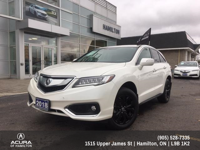 2018 Acura RDX Elite (Stk: 1801431) in Hamilton - Image 1 of 29