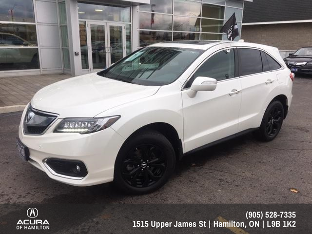 2018 Acura RDX Elite (Stk: 1801431) in Hamilton - Image 2 of 29