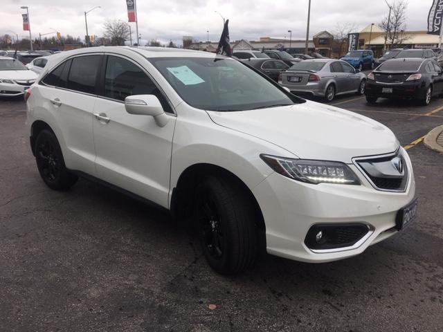 2018 Acura RDX Elite (Stk: 1801431) in Hamilton - Image 8 of 29