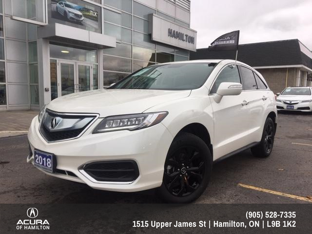 2018 Acura RDX Tech (Stk: 1812730) in Hamilton - Image 2 of 31