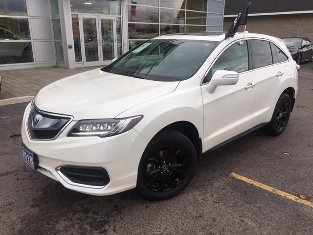 2018 Acura RDX Tech (Stk: 1812730) in Hamilton - Image 3 of 31