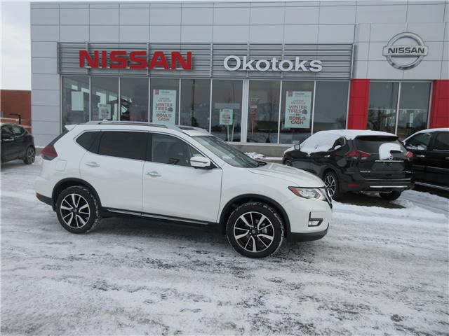 2019 Nissan Rogue SL (Stk: 7899) in Okotoks - Image 1 of 28