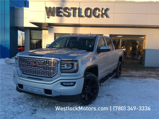 2018 GMC Sierra 1500 Denali (Stk: 18T336) in Westlock - Image 1 of 25