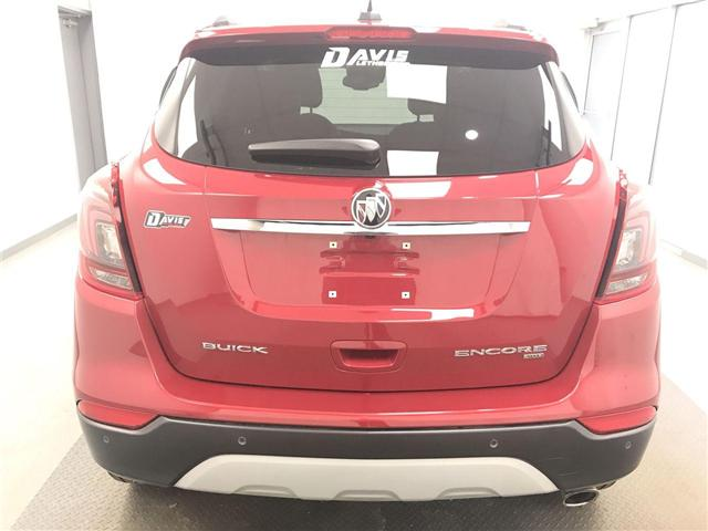 2018 Buick Encore Premium (Stk: 188695) in Lethbridge - Image 17 of 21