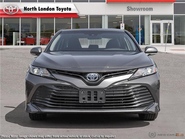 2019 Toyota Camry Hybrid LE (Stk: 219180) in London - Image 2 of 24