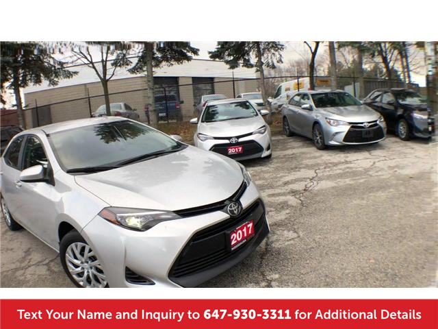 2017 Toyota Corolla LE (Stk: 19832) in Mississauga - Image 2 of 19