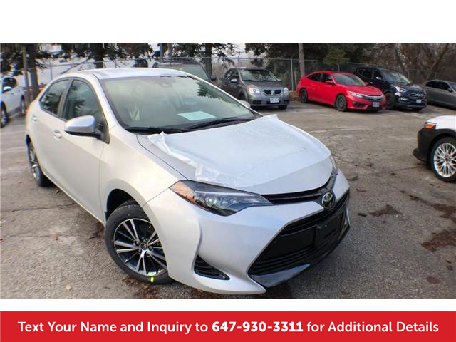 2019 Toyota Corolla LE Upgrade Package (Stk: K3241) in Mississauga - Image 2 of 20