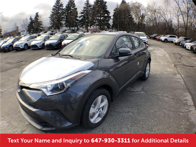 2019 Toyota C-HR XLE Package (Stk: K7250) in Mississauga - Image 1 of 19