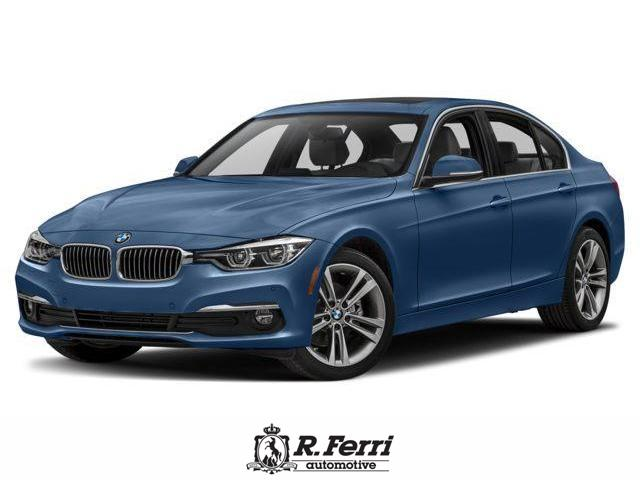 2018 BMW 328d xDrive (Stk: 27807) in Woodbridge - Image 1 of 9