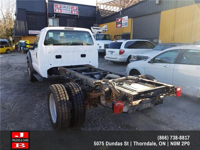 2013 Ford F-550 Chassis XL (Stk: 5509) in Thordale - Image 2 of 9