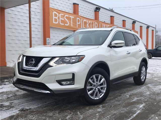 2018 Nissan Rogue SV (Stk: F286) in Saskatoon - Image 1 of 23