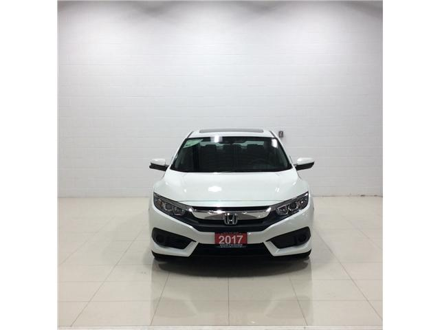 2017 Honda Civic EX (Stk: P5070) in Sault Ste. Marie - Image 2 of 12