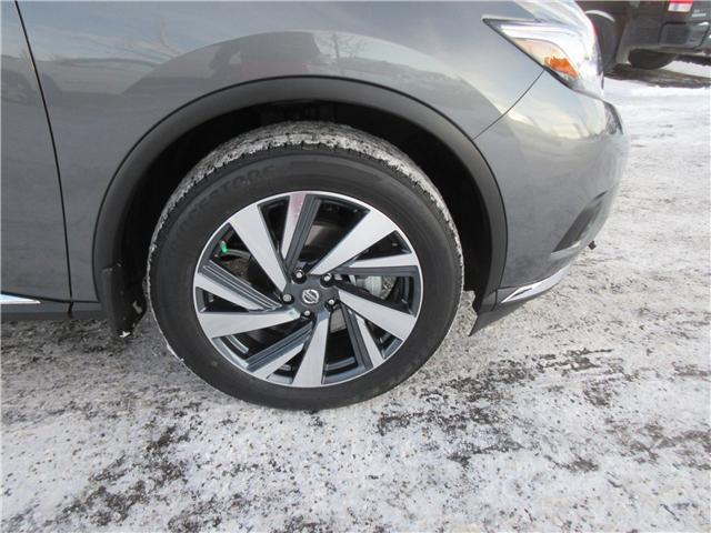2018 Nissan Murano Platinum (Stk: 8186) in Okotoks - Image 18 of 23