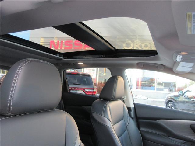 2018 Nissan Murano Platinum (Stk: 8186) in Okotoks - Image 14 of 23