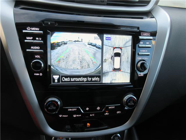 2018 Nissan Murano Platinum (Stk: 8186) in Okotoks - Image 8 of 23