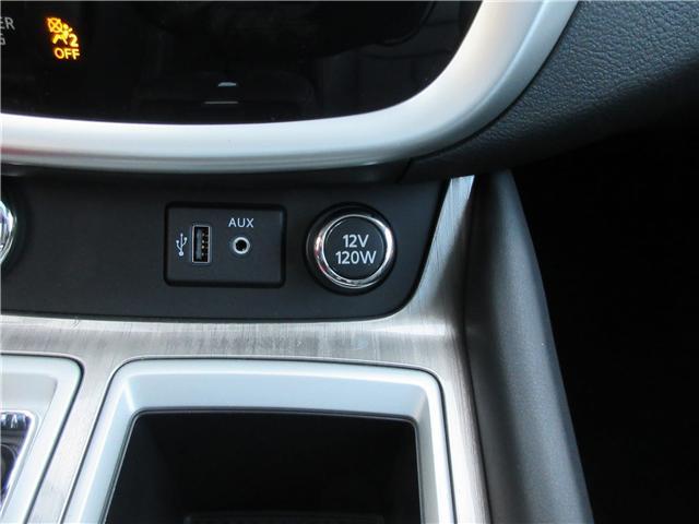 2018 Nissan Murano Platinum (Stk: 8186) in Okotoks - Image 11 of 23