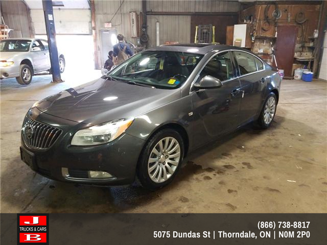 2011 Buick Regal CXL (Stk: 5489) in Thordale - Image 1 of 7