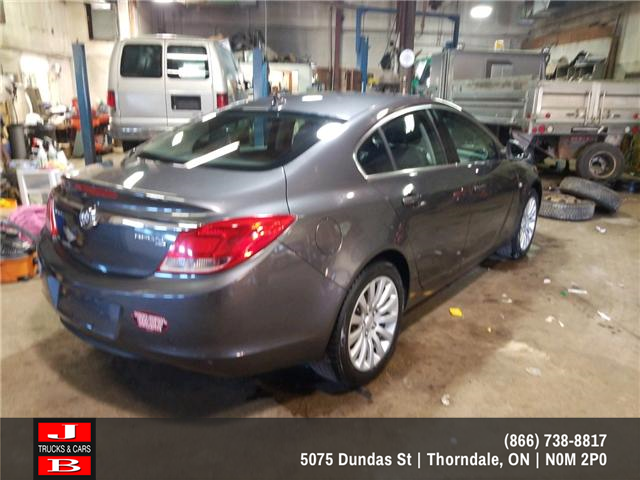 2011 Buick Regal CXL (Stk: 5489) in Thordale - Image 2 of 7