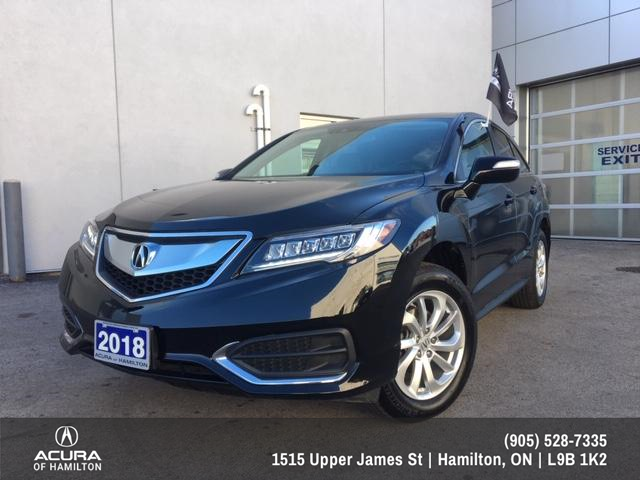2018 Acura RDX Tech (Stk: 1812770) in Hamilton - Image 1 of 22