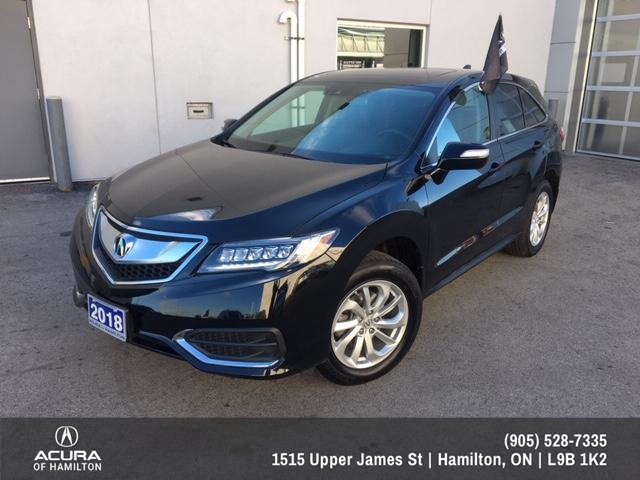 2018 Acura RDX Tech (Stk: 1812770) in Hamilton - Image 2 of 22