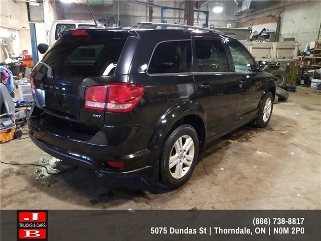 2012 Dodge Journey SXT & Crew (Stk: 5537) in Thordale - Image 2 of 6