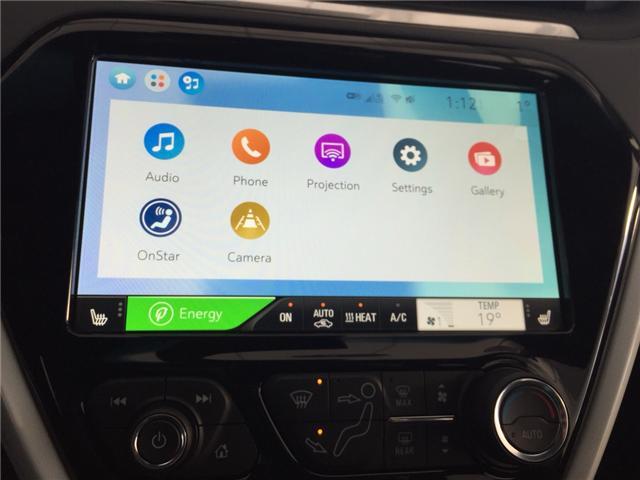 2019 Chevrolet Bolt EV Premier (Stk: 169538) in AIRDRIE - Image 17 of 20