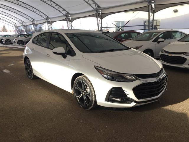 2019 Chevrolet Cruze LT (Stk: 170213) in AIRDRIE - Image 1 of 24